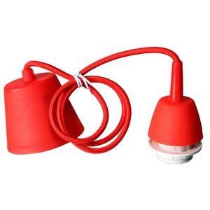 PIÈCE LUMINAIRE Cordon électrique pour suspension douille E27 60W