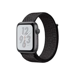 MONTRE CONNECTÉE Apple Watch Nike+ Series 4 (GPS) 40 mm espace gris