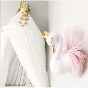 OBJET DÉCORATIF Swan 3D Mur enfant Chambre Objet décoration Orneme