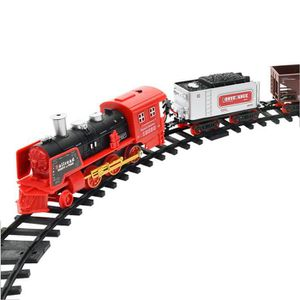 VOITURE ELECTRIQUE ENFANT iportan® Cadeau de jouet modèle train train téléco
