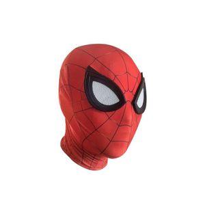 MASQUE - DÉCOR VISAGE SPIDERMAN - Masque de Spiderman Classique