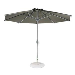 PARASOL SORARA Parasol Jardin | Taupe (Marron Gris) | Ø 30