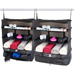 SET DE VALISES Pack de 2 organisateurs de valise & penderie - Ver