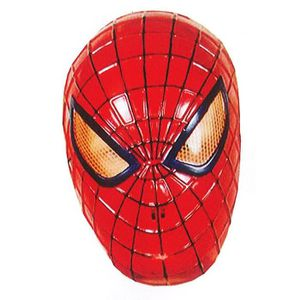 MASQUE - DÉCOR VISAGE Masque Spiderman enfants - Taille Unique