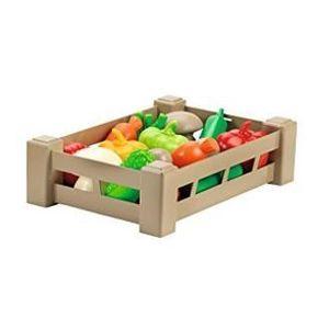 MARCHANDE ECOIFFIER CHEF Cagette Fruits ou Légumes Assortis