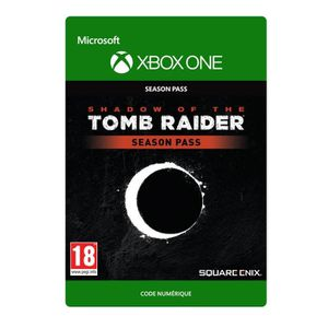 EXTENSION - CODE Shadow of the Tomb Raider : Season Pass Xbox One