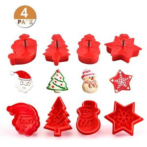 Kitchen Craft Noël petites Bell 4cm de biscuit emporte-pièce pâtisserie