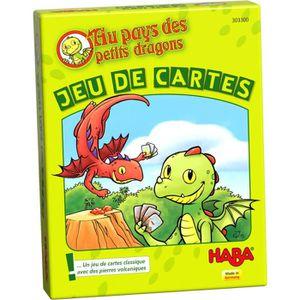 DÉS - JEU DE DÉS Jeu de cartes : Au pays des petits dragons aille U