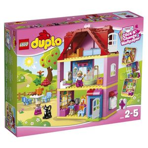 ASSEMBLAGE CONSTRUCTION LEGO Duplo 10505 Play House 3E2E48