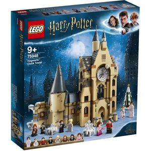 ASSEMBLAGE CONSTRUCTION LEGO® Harry Potter™ 75948 - La tour de l'horloge d