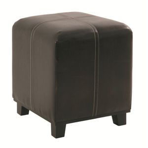 tabouret marron achat vente tabouret marron pas cher cdiscount. Black Bedroom Furniture Sets. Home Design Ideas