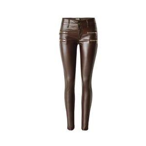 PANTALON Pantalon Femme Nouvelle marron élastiques taille b