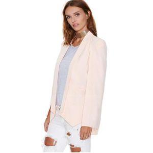 Blazer femme veste léger Rose Rose Achat Vente veste