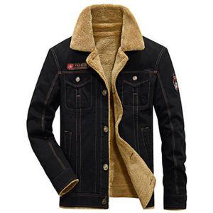 BLOUSON Blouson homme veste chaude nouveau Noir ZX-NSZ3015