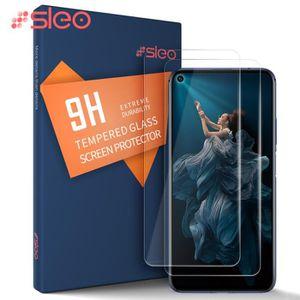 FILM PROTECT. TÉLÉPHONE SLEO 2x Protection Ecran pour -Huawei Honor 20- Ve
