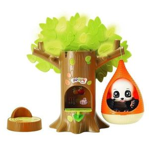 FIGURINE - PERSONNAGE SPLASH TOYS Playset Arbre Phosphorescent Zoopy