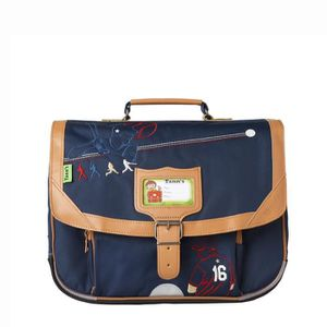 CARTABLE Cartable Collector Boy Baseball 35cm 28 BLEU