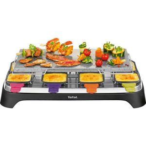 APPAREIL À RACLETTE Raclette TEFAL PR303812
