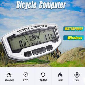 COMPTEUR POUR CYCLE TEMPSA Compteur de Vitesse Pr Cycle Vélo Odomètre