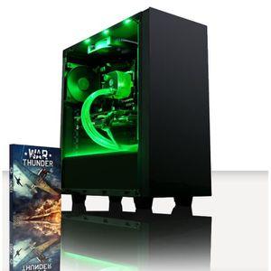 UNITÉ CENTRALE  VIBOX Warrior 4.150 PC Gamer Ordinateur avec War T