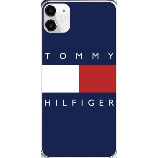 coque iphone 11 tommy hilfiger