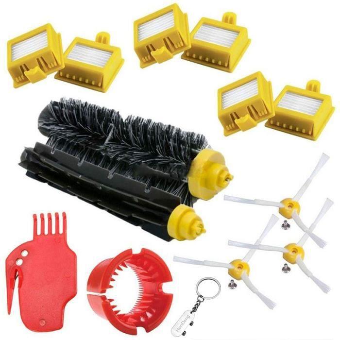 IRobot Roomba Series 700 Kit de Remplacement 760 770 772 774 775 776 780 782 785 786 790 - Accessoires, filtres et brosses.