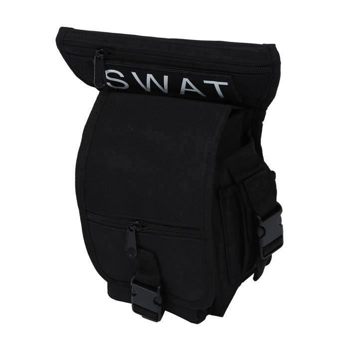 Sac multifonction pack porte ceinture cuisse taille jambetaille jambe poche velo camping Randonnee Randonnee sport Randonnee sport
