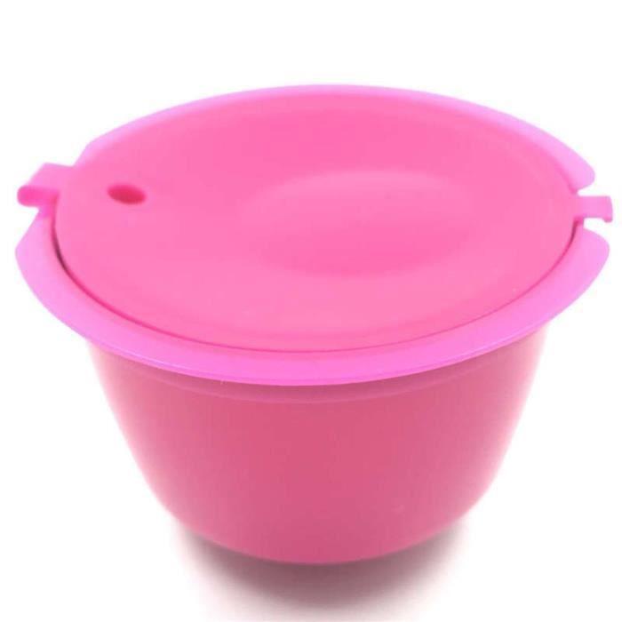 1 Pièces Capsule De Café Réutilisable Tasse de Filtre pour Nescafé Rechargeable Casquettes Cuillère Brosse Filtre [D028A1C]