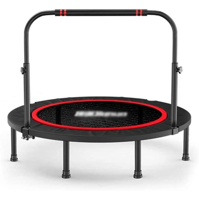 TRAMPOLINE FITNESS ZXQZ Trampolines Fitness Trampoline - 40-Home Weight Loss Indoor Bounce Bed Enfants Trampoline Sports Adult567