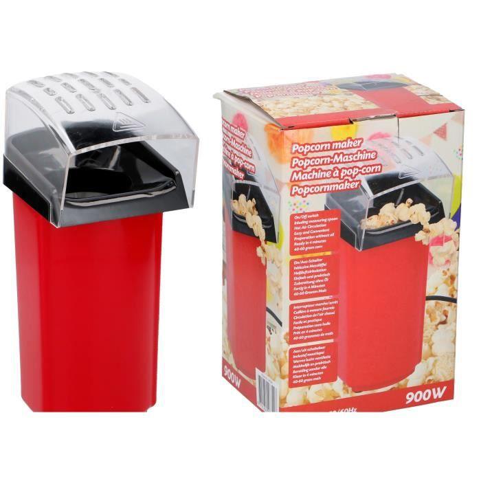 Machine à Pop-Corn 900W – Générique – 08794