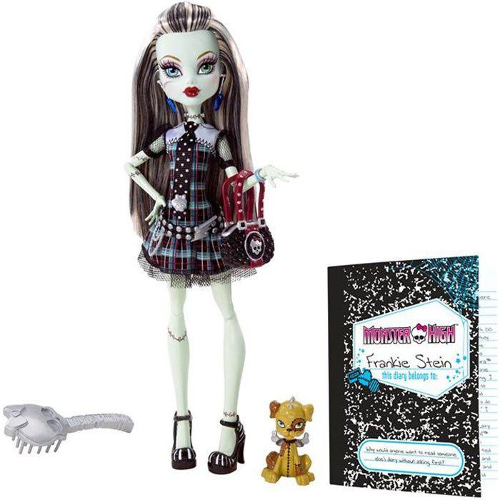 Poupée Monster High Frankie Stein