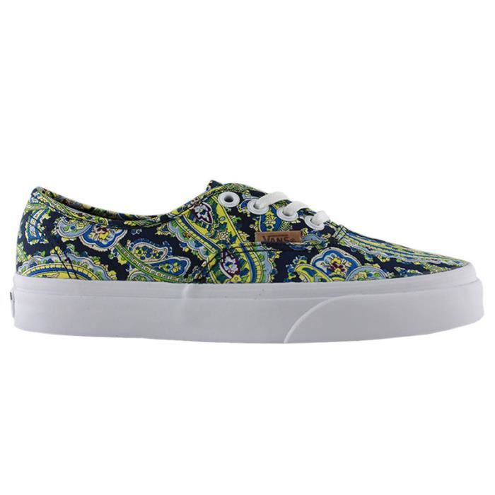 VANS Chaussures Authentic Paisley Dress Femme