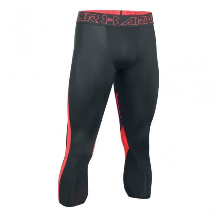Legging Under Armour HeatGear Supervent Compression 3-4 - Ref. 1289581-016