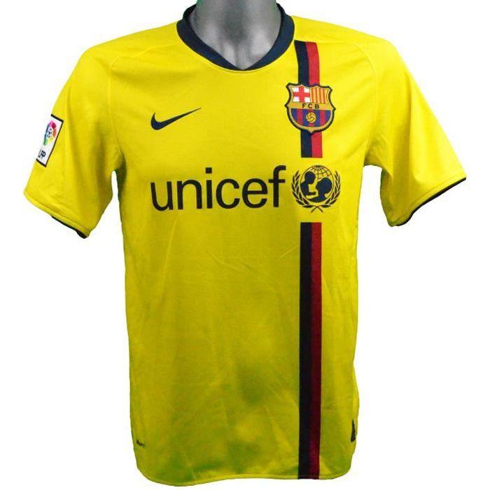 Maillot extérieur FC Barcelone 2008/2009 Messi