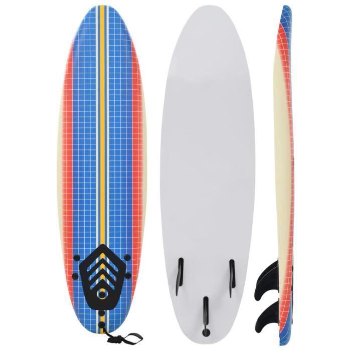 Planche de surf 170 cm Mosaïque