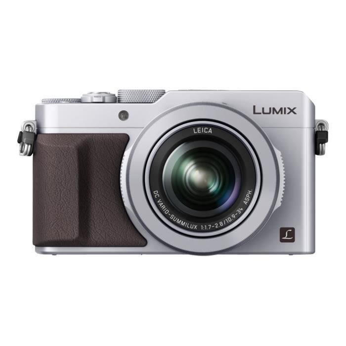 PANASONIC Lumix DMCLX100EPS Appareil Photo compact - Gris
