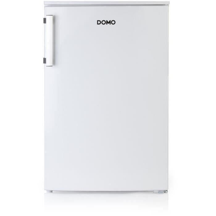 DOMO DO937DV - Congélateur Table Top - 81L - Froid Statique - L 55 x H 85 cm - Blanc