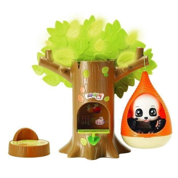 SPLASH TOYS Playset Arbre Phosphorescent Zoopy