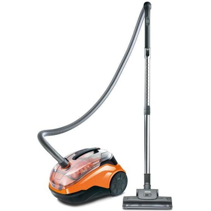 Aspirateur laveur THOMAS Cycloon hybrid family et pet