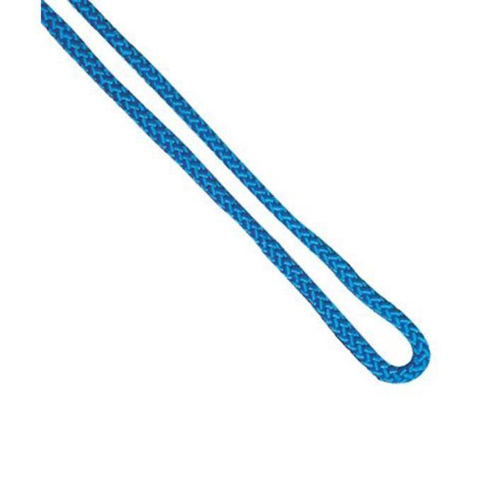 Corde à sauter de 2m en polypropylène de couleur bleu