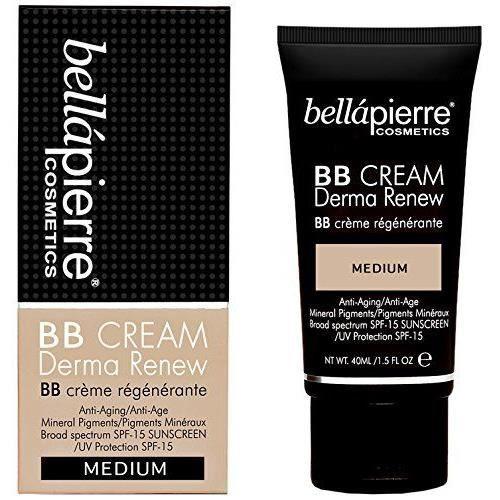 HYDRATANT VISAGE bellapierre COSMETICS BB Crème Régénérante Medi…