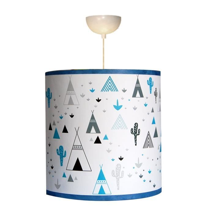 suspension enfant dans mon tipi en bleu achat vente. Black Bedroom Furniture Sets. Home Design Ideas