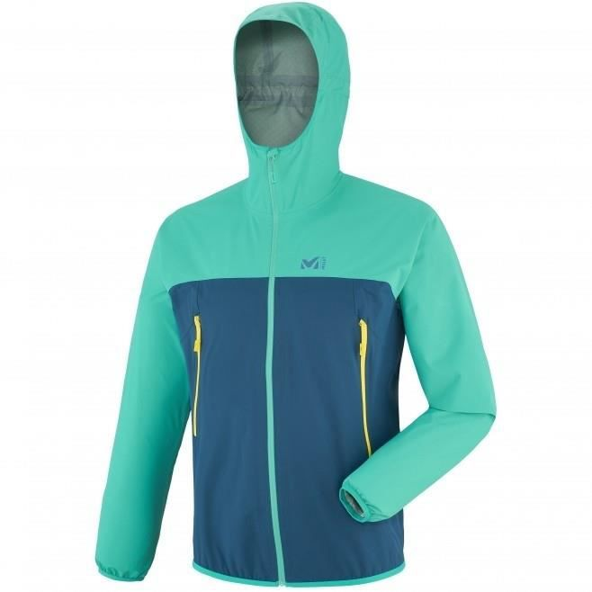 MILLET Ld Ltk Rush 2.5L Jkt Purple Blue
