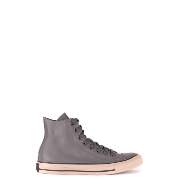 promo code f6dd2 d98c3 Baskets converse cuir homme