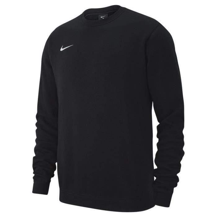 sweatshirt homme nike noir