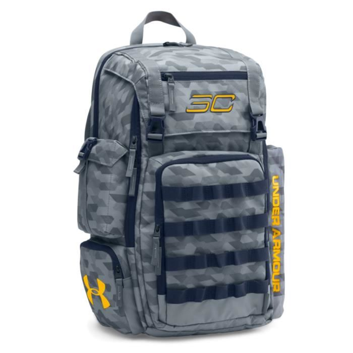 sac dos under armour sc30 warrior backpack gris achat vente sac dos 0889362946948. Black Bedroom Furniture Sets. Home Design Ideas
