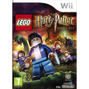 JEU WII LEGO Harry Potter Année 5 à 7 Jeu Wii