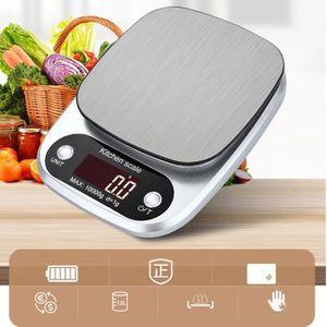 BALANCE ÉLECTRONIQUE précision de 0.1g Balance de cuisine alimentaire P