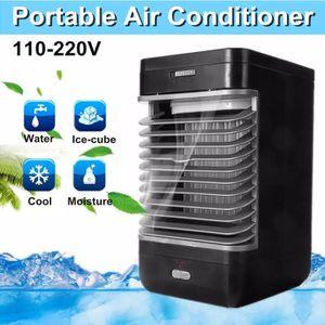CLIMATISEUR FIXE Climatiseur personnel Ventilateur Bureau portable