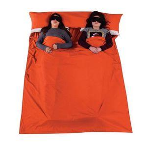 SAC DE COUCHAGE Sac de couchage  pour 2 personne Camping Randonnée
